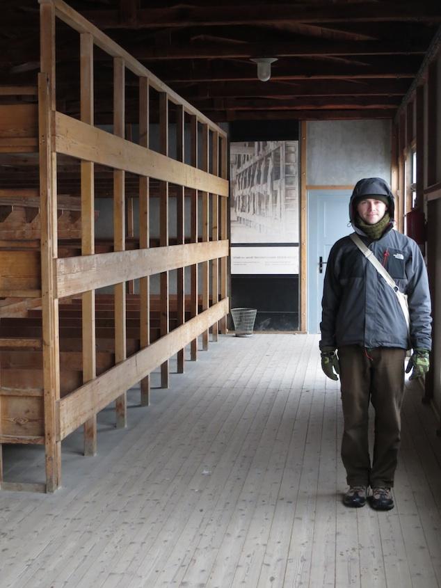 Dachau Bunks