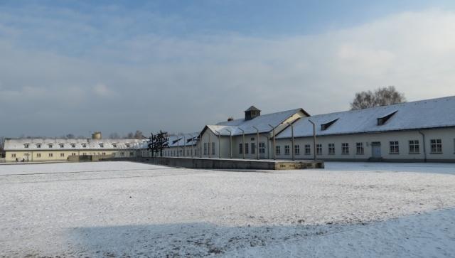 Dachau Courtyard