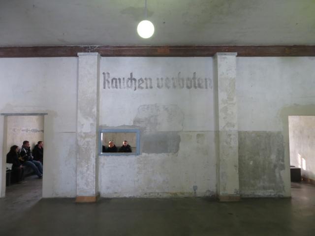 Dachau Rauchen Verboten