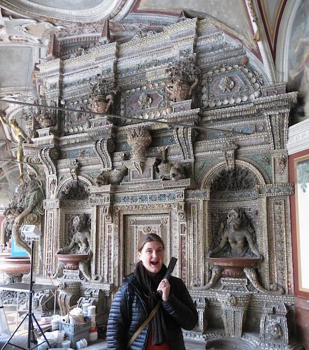 Munich Grotto Residenz