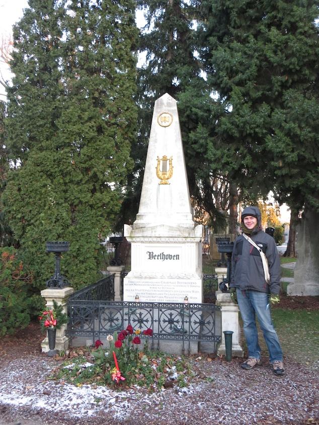 Beethoven Vienna Austria Aaron