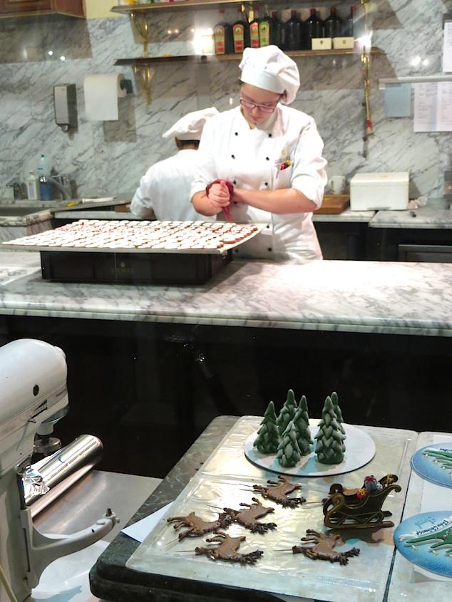 Demel Vienna Austria Chocolates