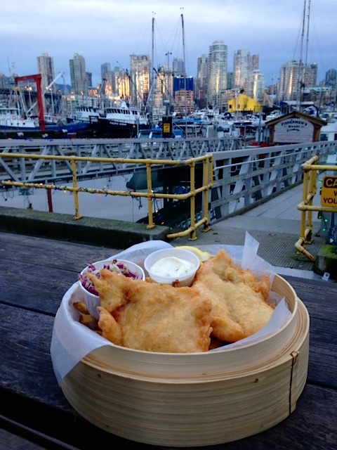 Fish And Chips Vancouver