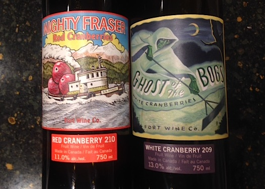 Fort Wine Co Cranberry Wines