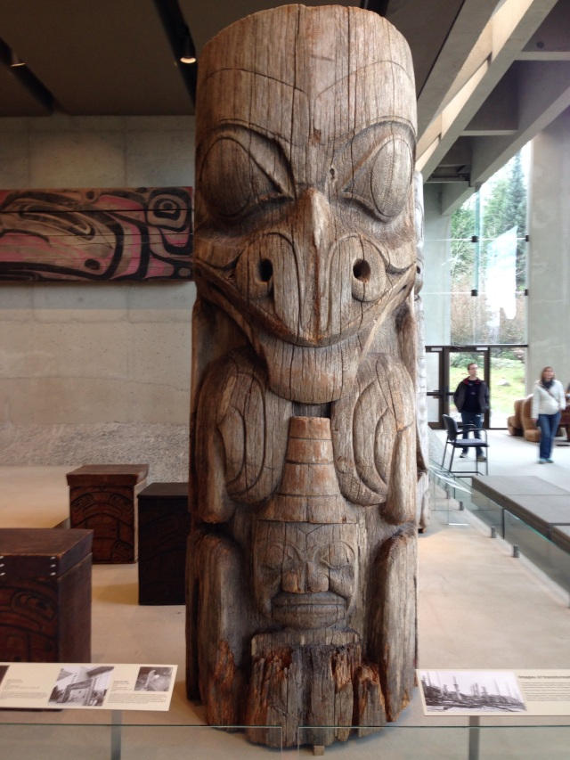 Moa Vancouver anthropology museum