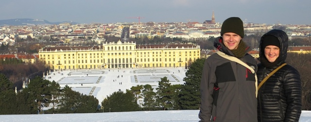 Schonbrunn Palace T and A