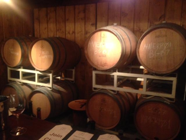 Township Seven Barrels