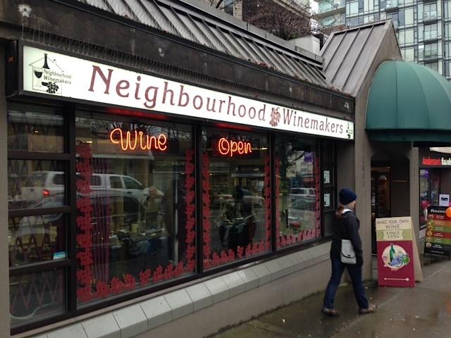 Urban Winemaking Vancouver