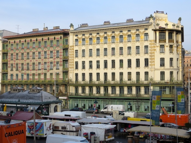Vienna Hostel View