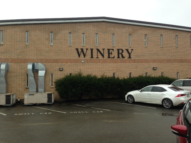 Winery Backyard Fraser Valley