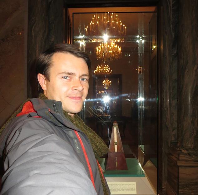Beethoven Metronome Vienna