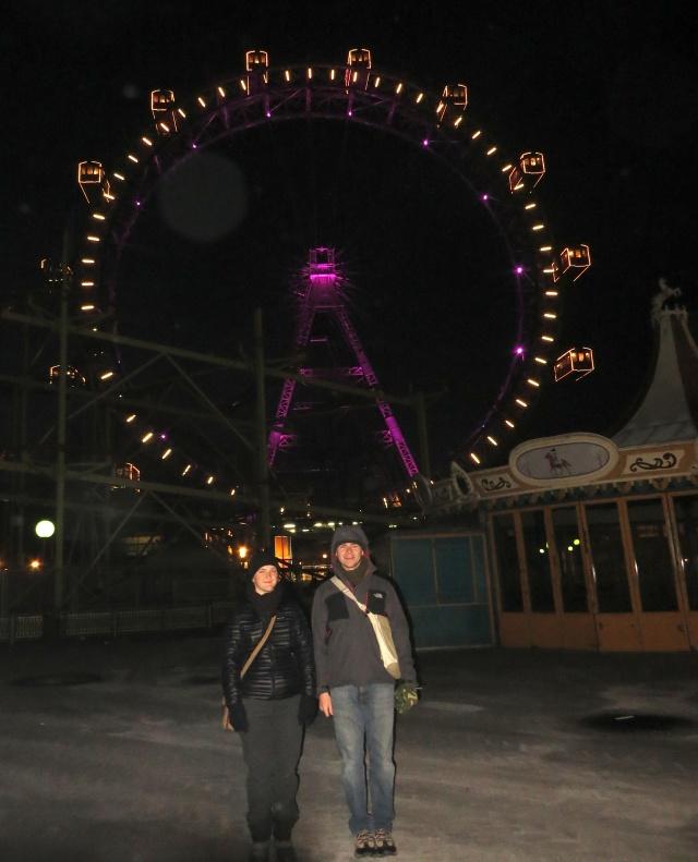 Ferris Wheel Third Man Vienna