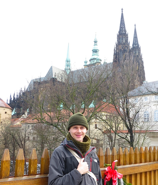Aaron Prague Cathedral
