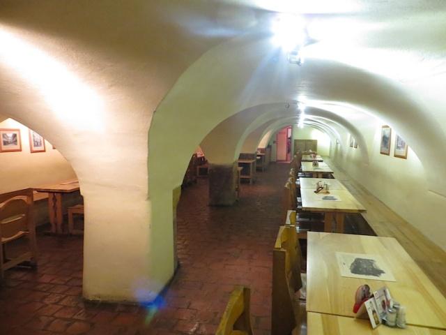 Budvar Beer Hall U Medvidku Brewery