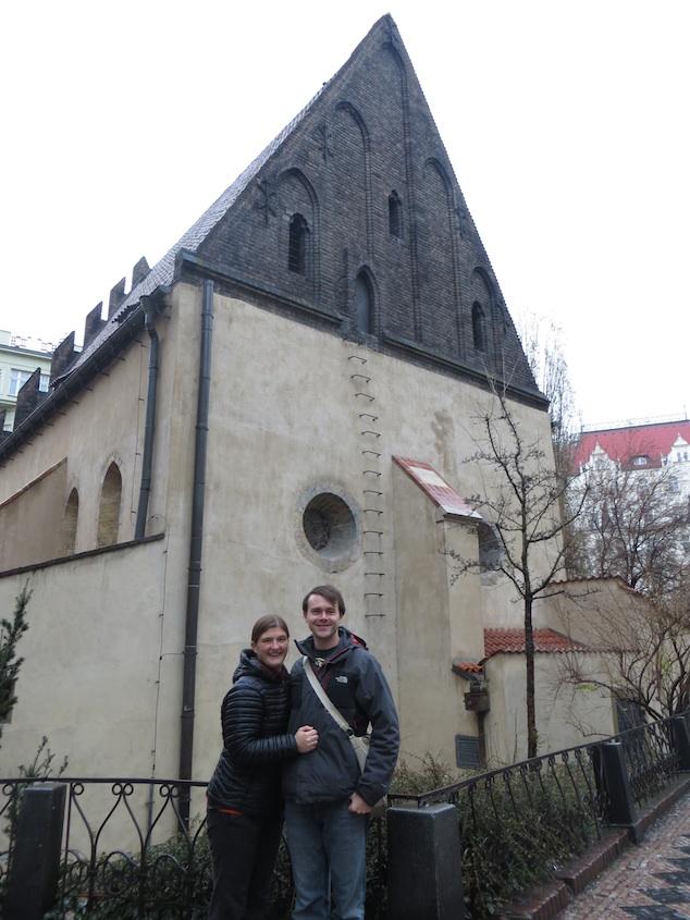 Golum Prague Synagogue