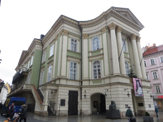 Mozart Prague Opera