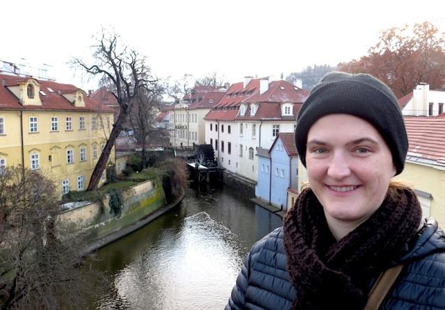 Tracy Prague Czech Water Mill