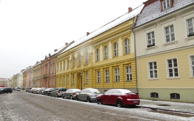 Potsdam Streets