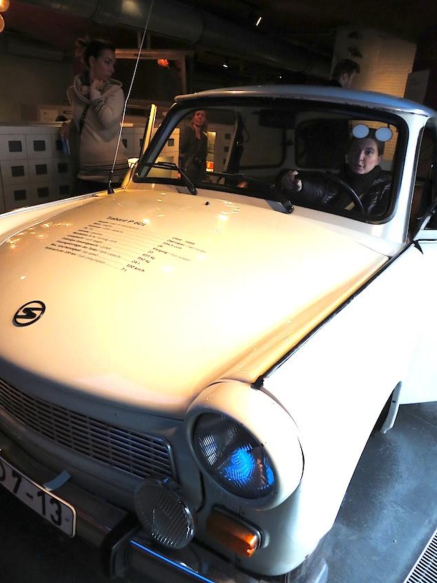 Trabant Berlin DDR