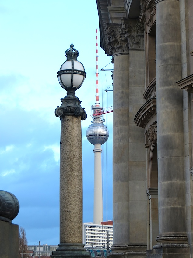 Berlin Tower and Museum Island