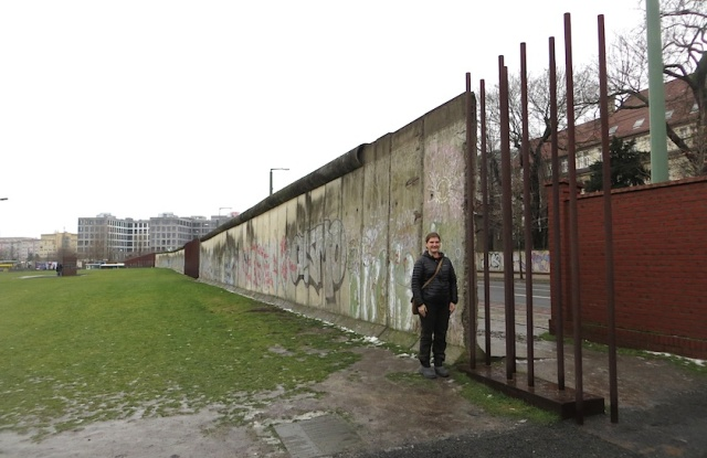 Berlin Wall Tracy