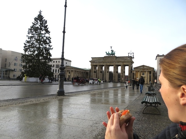 Brandenburg Gate Tracy