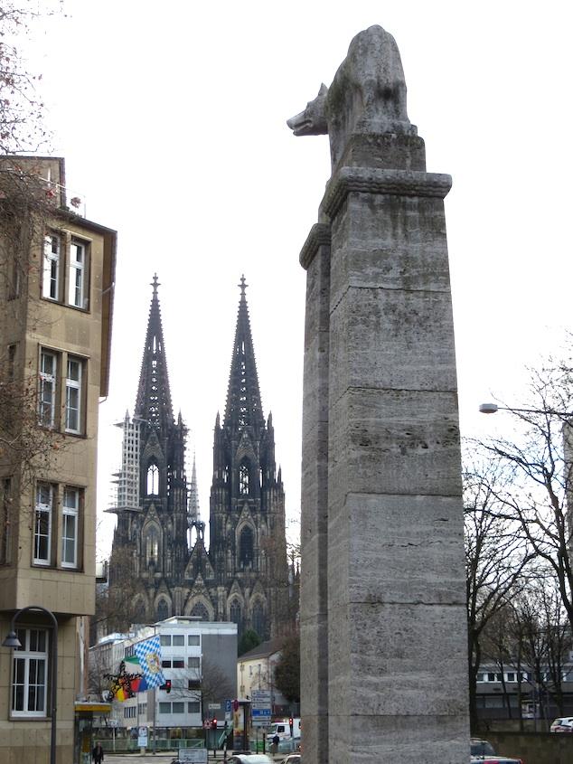 Cologne Lupa Basilica