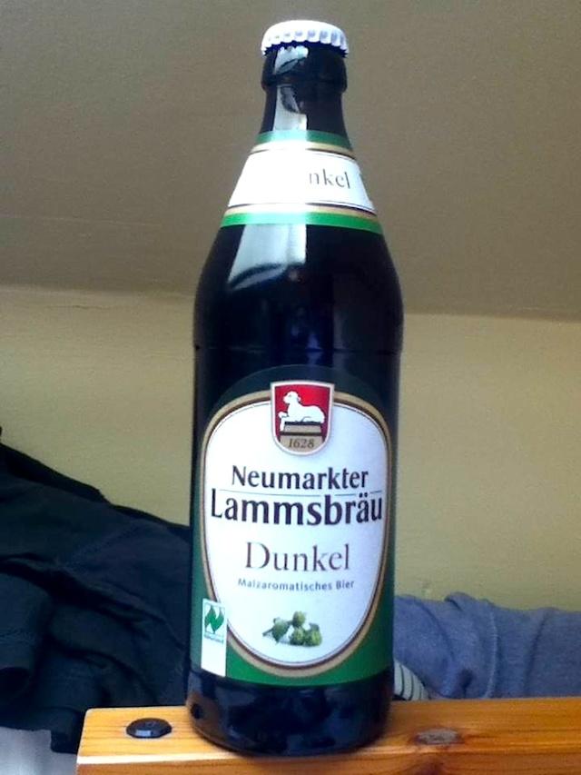 Lammsbrau Dunkel Beer