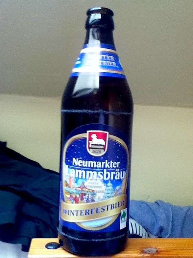 Lamsbrau Winterfestbier