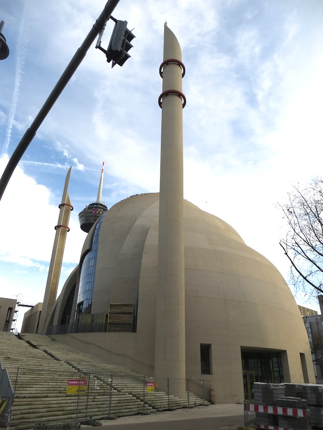 Mothership Mosque Cologne