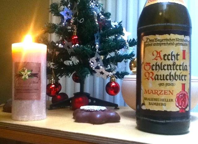Rauchbier Aecht Schlenferla Beer