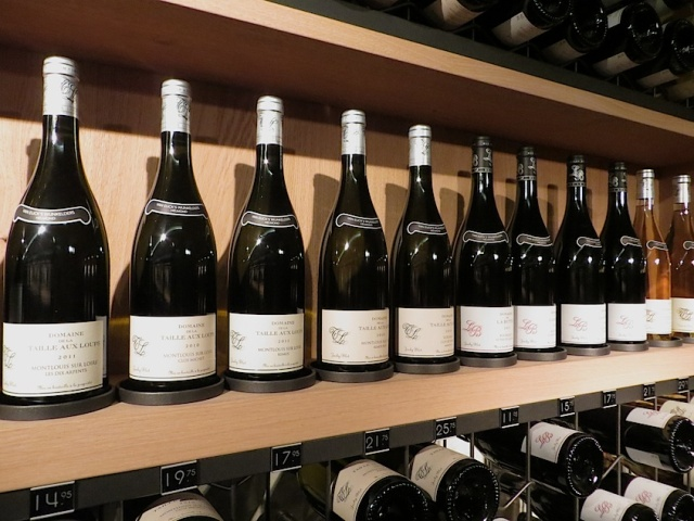 Taille Aux Loups Dutch wine wall
