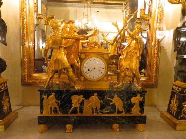 Davide Clock Amsterdam