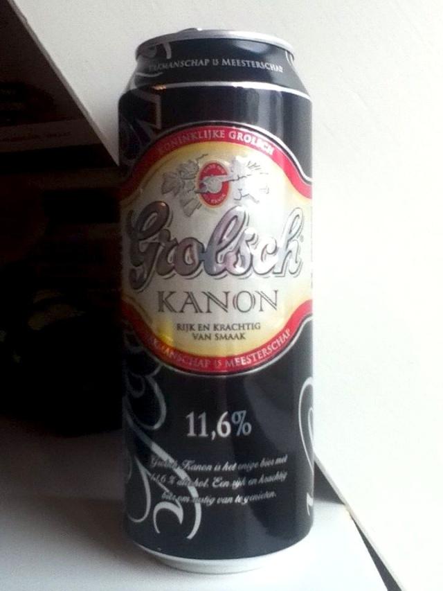 Grolsch Kanon Bier