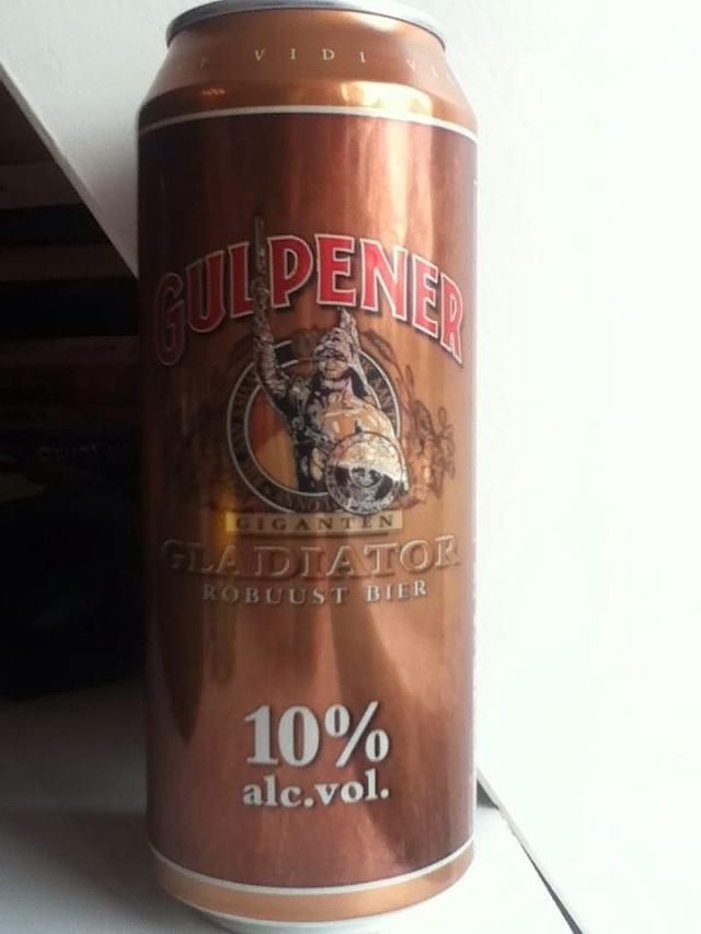 Gulpener Giganten Gladiator Beer