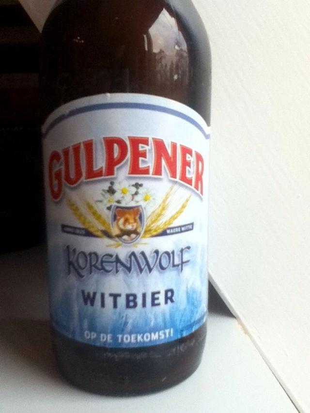 Gulpener Korenwolf Witbier Holland