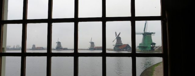 More Windmills Windows