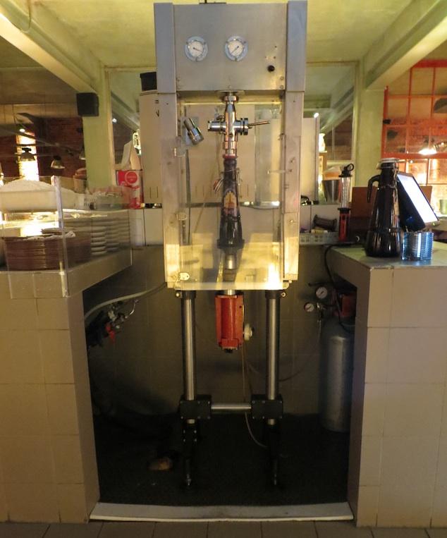 Antwerp Bottler Brewery Pakhuis