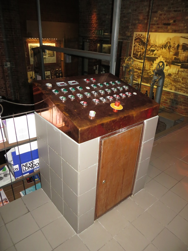 Antwerp Pakhuis Brewery Control
