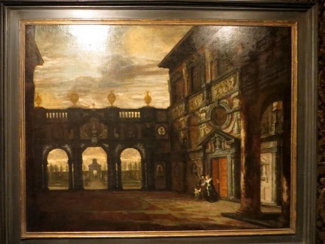 Antwerp Rubens Backyard by Rubens