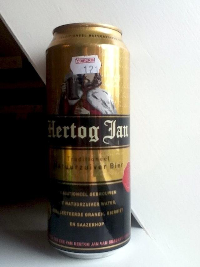 Hertog Jan Traditioneel Natuurzuiver Bier Arcen Holland