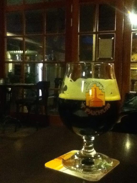 Huisbrouwerij T Parkhuis Antwerps Bruin beer Antwerp Belgium