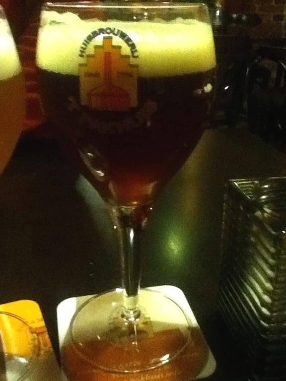 Huisbrouwerij T Parkhuis Stout Antwerp Belgium