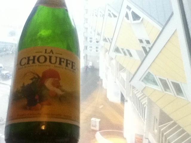 La Chouffe beer belgium