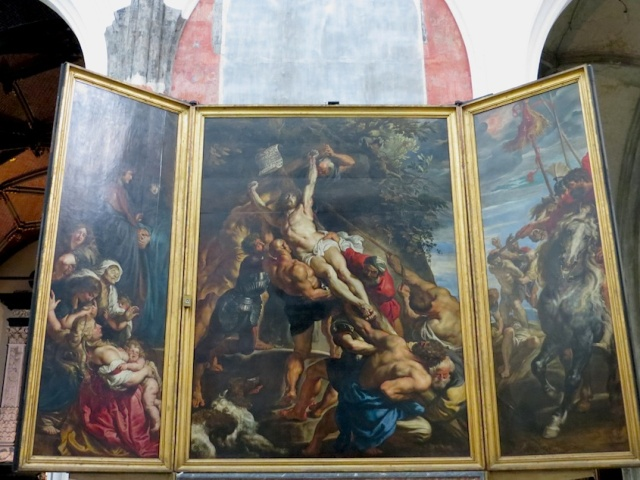 RUbens Antwerp Basilica
