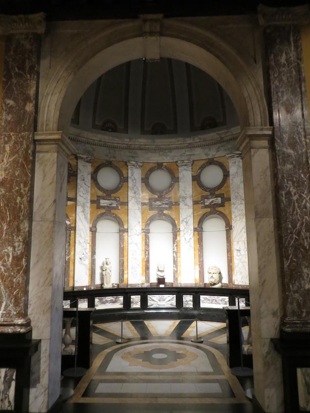Rubens Roman Room