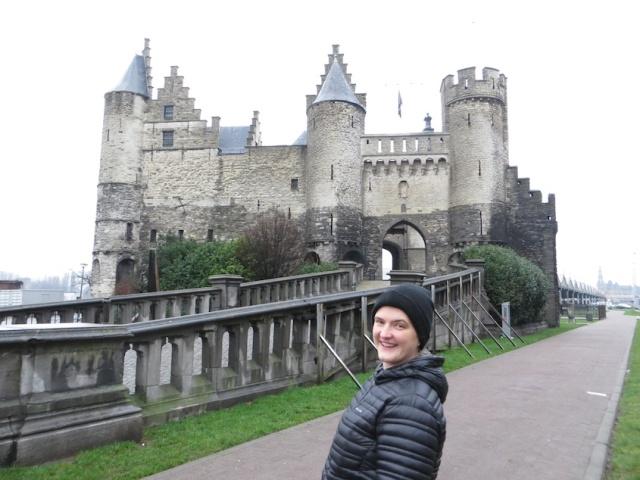 Tracy Antwerp Castle