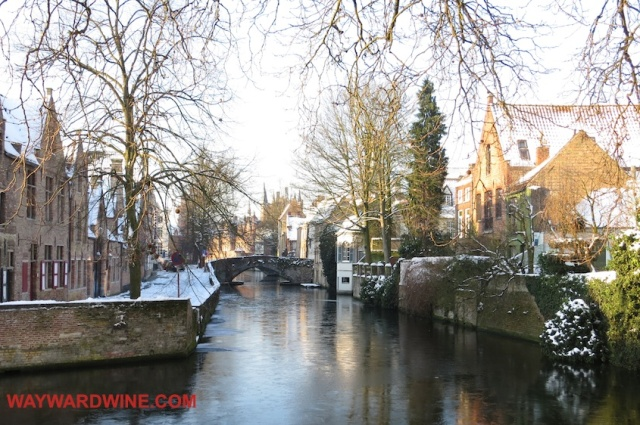 Bruges Adorable River