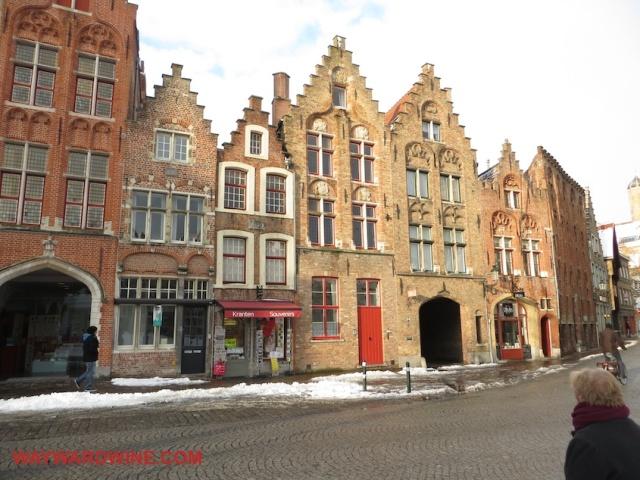 Bruges Adorable Street