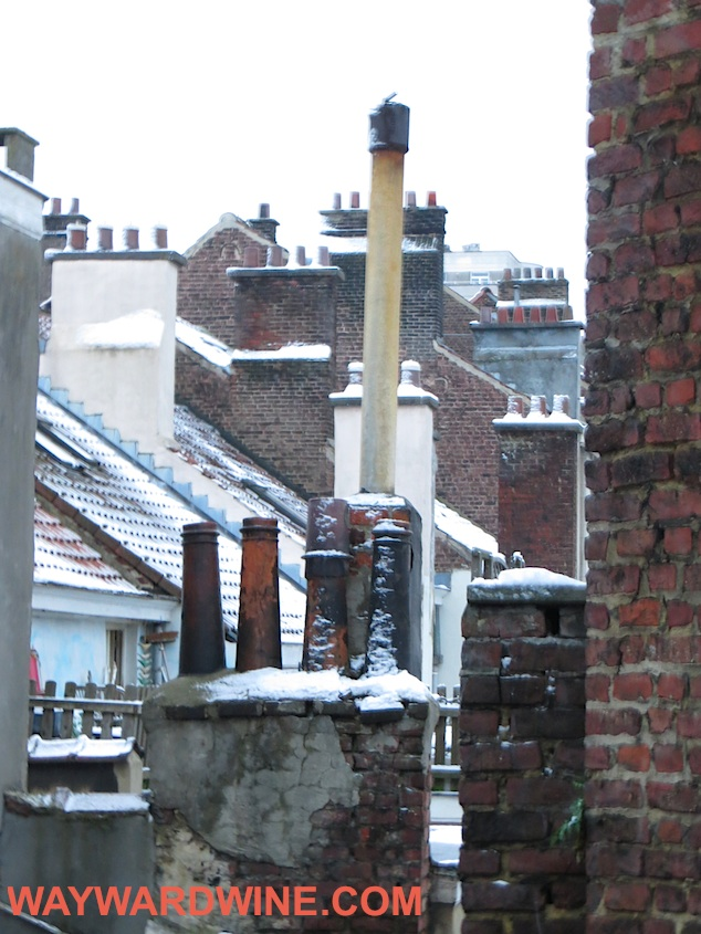 Cold Roof Tops Brussels